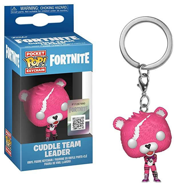 Funko Keychain: Fortnite-Cuddle Ldr