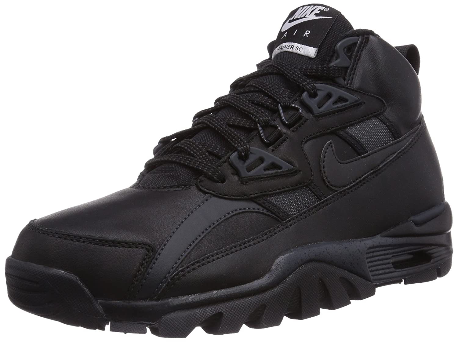 taille 40 e680f aef36 NIKE Air Trainer SC Sneakerboot 684713-002 Baskets Homme ...