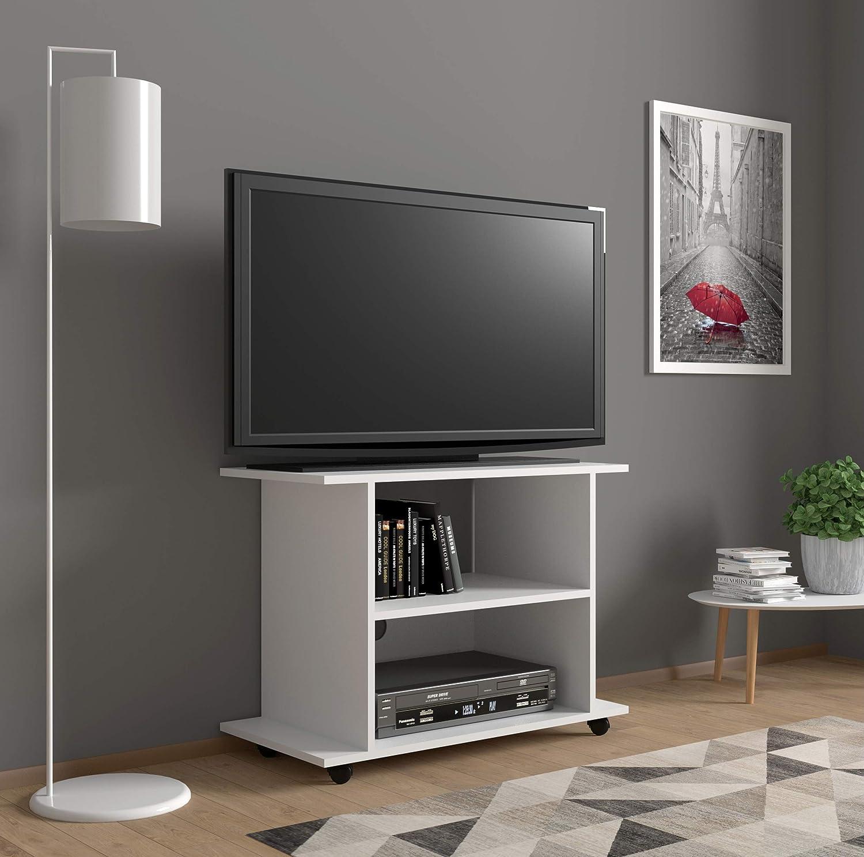 bim furniture meuble tv avec roulettes
