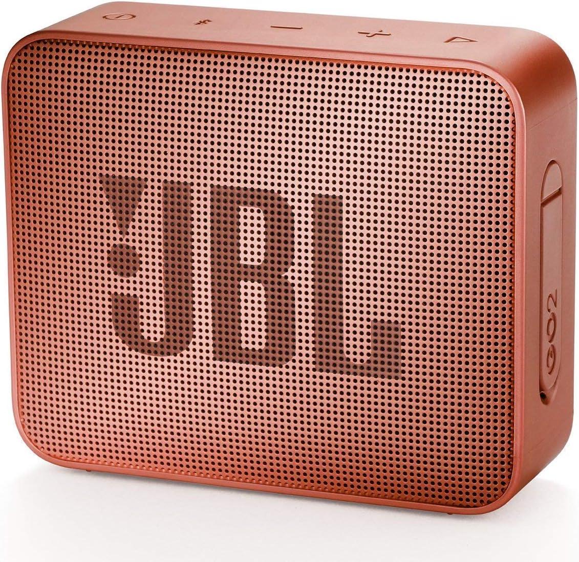 JBL GO2 Waterproof Ultra Portable Bluetooth Speaker Blue JBLGO2BLUAM