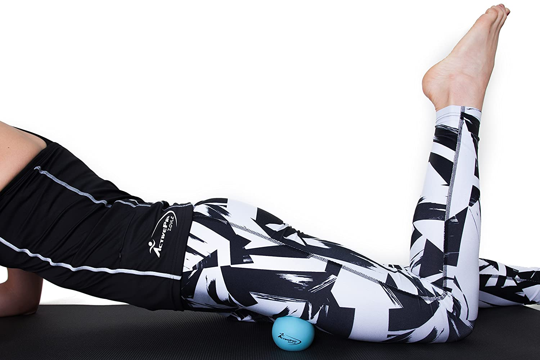 Amazon.com: ActiveProZone - Bola de masaje para terapia ...