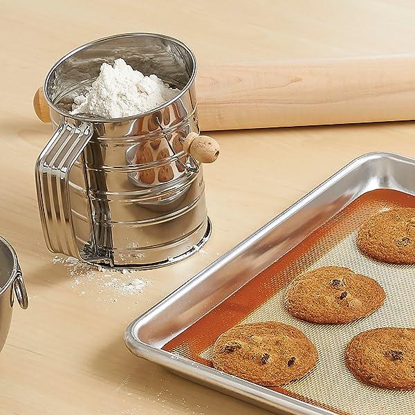 A Flour Sifter