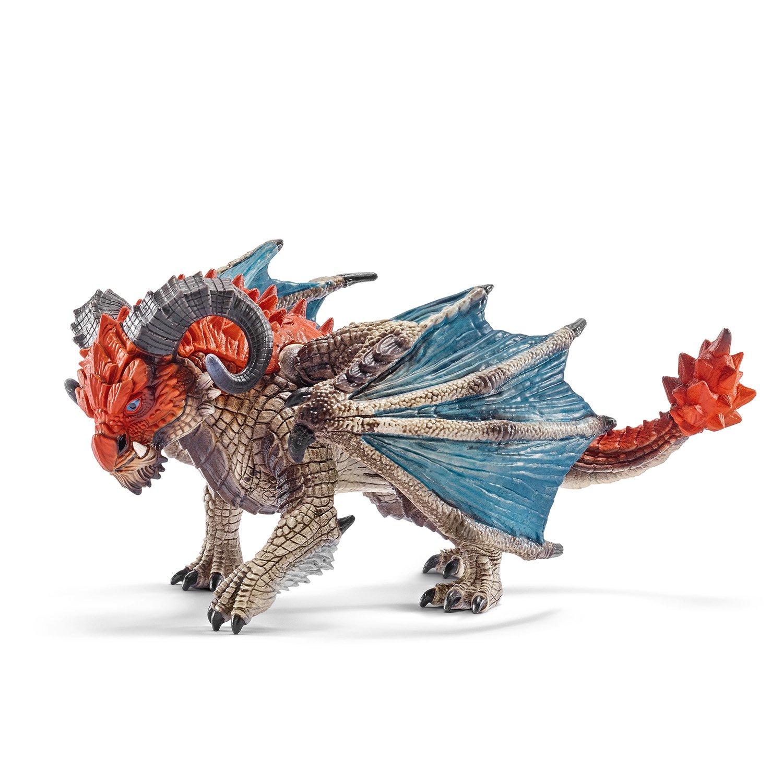 Dragon marcheur  scl70510 couleur unique Schleich La Redoute