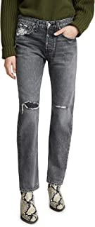 product image for Rag & Bone/JEAN Women's Rosa Mid-Rise Boyfriend Jeans