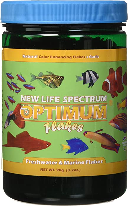 The Best Spectra Fish Food