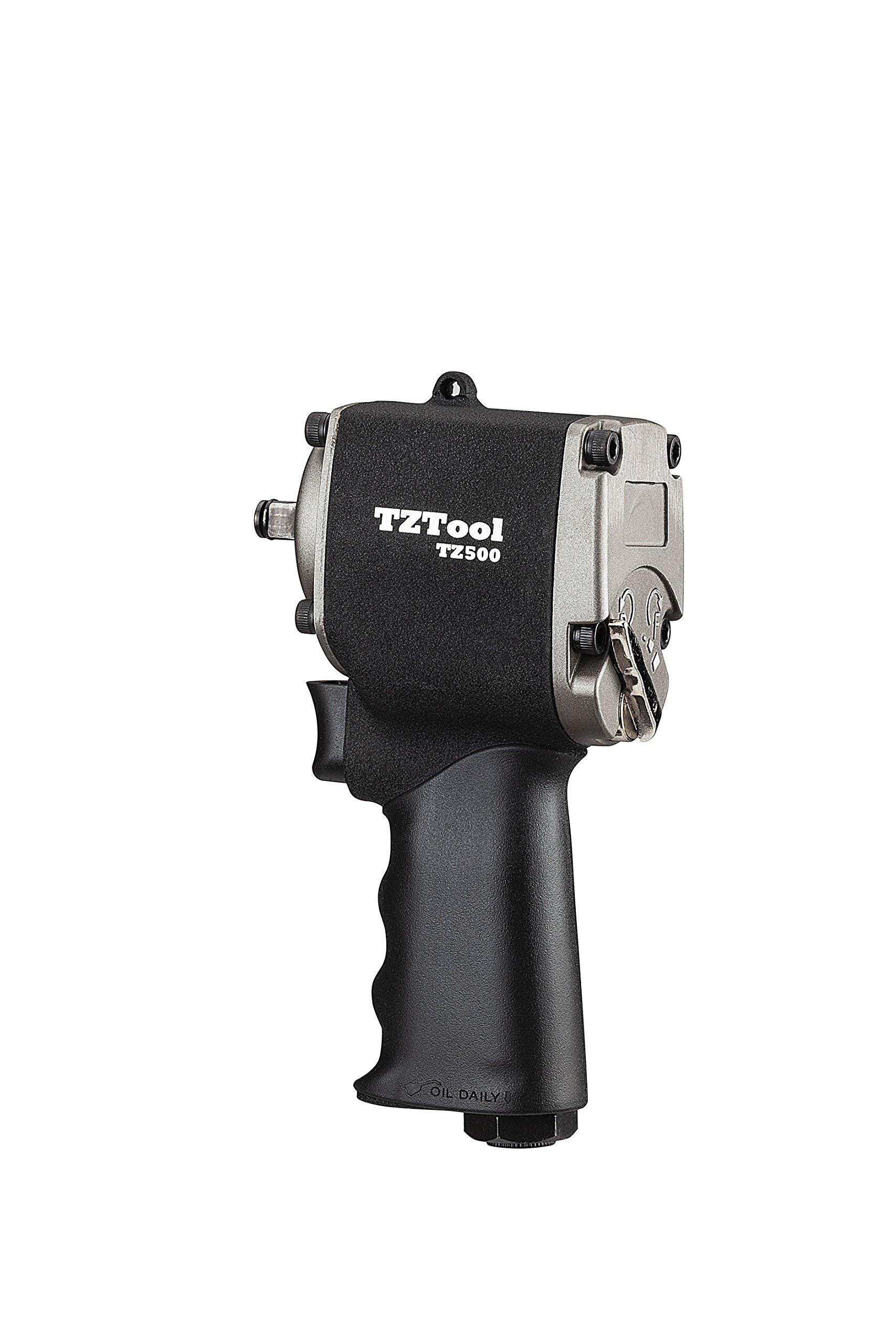 TZTOOL Mini 3/8'' Impact Wrench