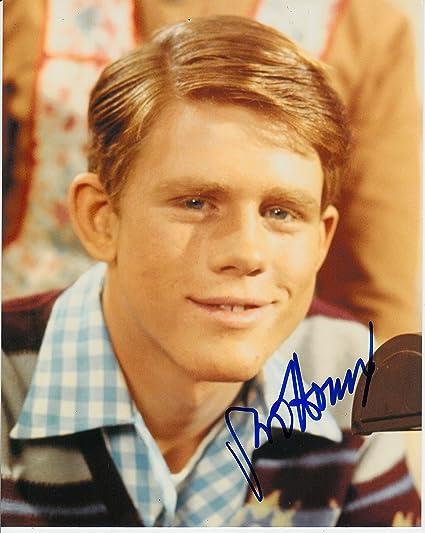 Firma de sueños autógrafos Ron Howard firmada 10 x 8 Foto a ...