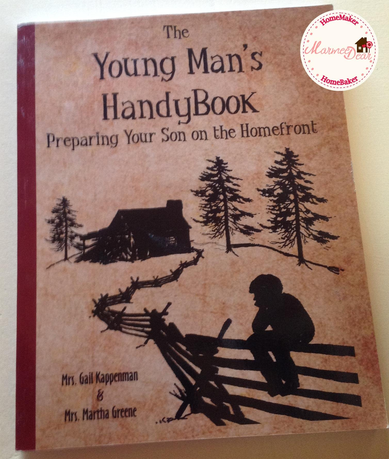 Download The Young Man's Handybook: Preparing Your Son on the Homefront. pdf