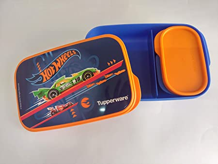 Tupperware Hot Wheels MyLunch Set Lunch Boxes