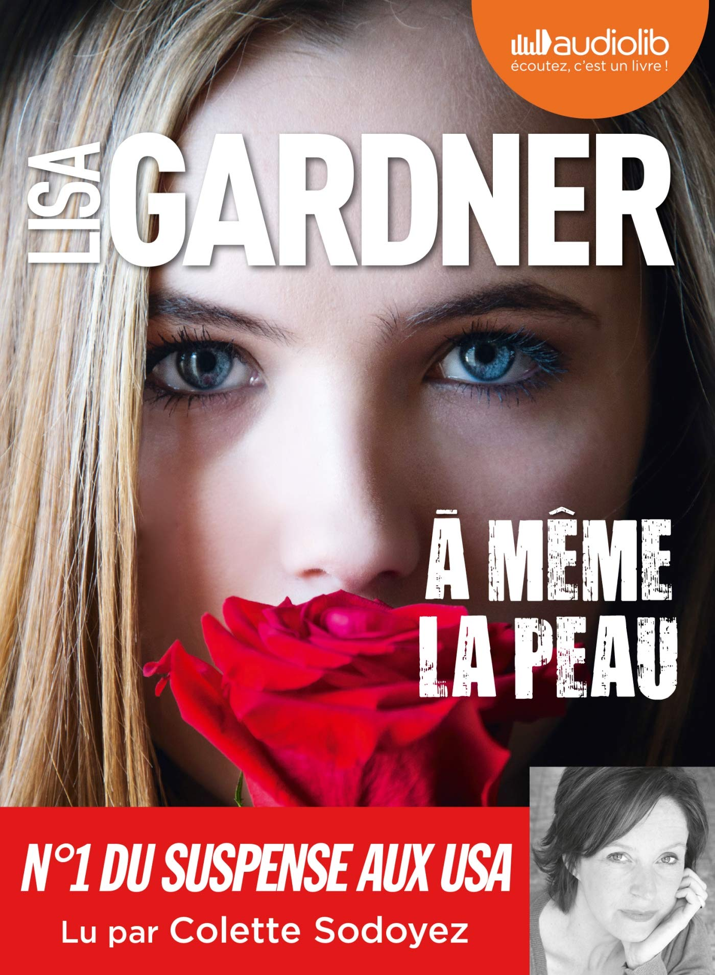 A Meme La Peau Livre Audio 2 Cd Mp3 Gardner Lisa