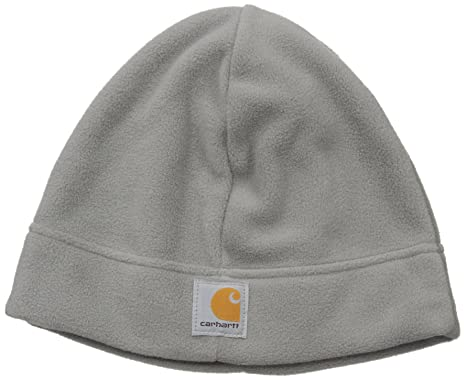 ef02bbd79ce73 Carhartt Men s Fleece Hat at Amazon Men s Clothing store  Beanie