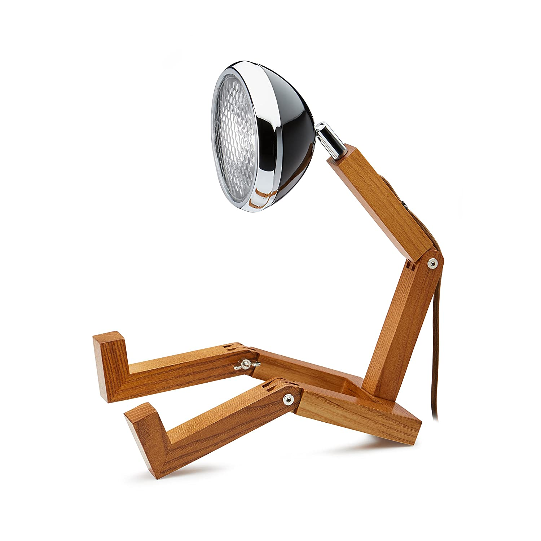 Mr wattson G9LED Lamp–Fashion Black