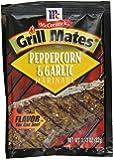 McCormick Grill Mates Peppercorn & Garlic Marinade, 1.13 oz (Case of 12)