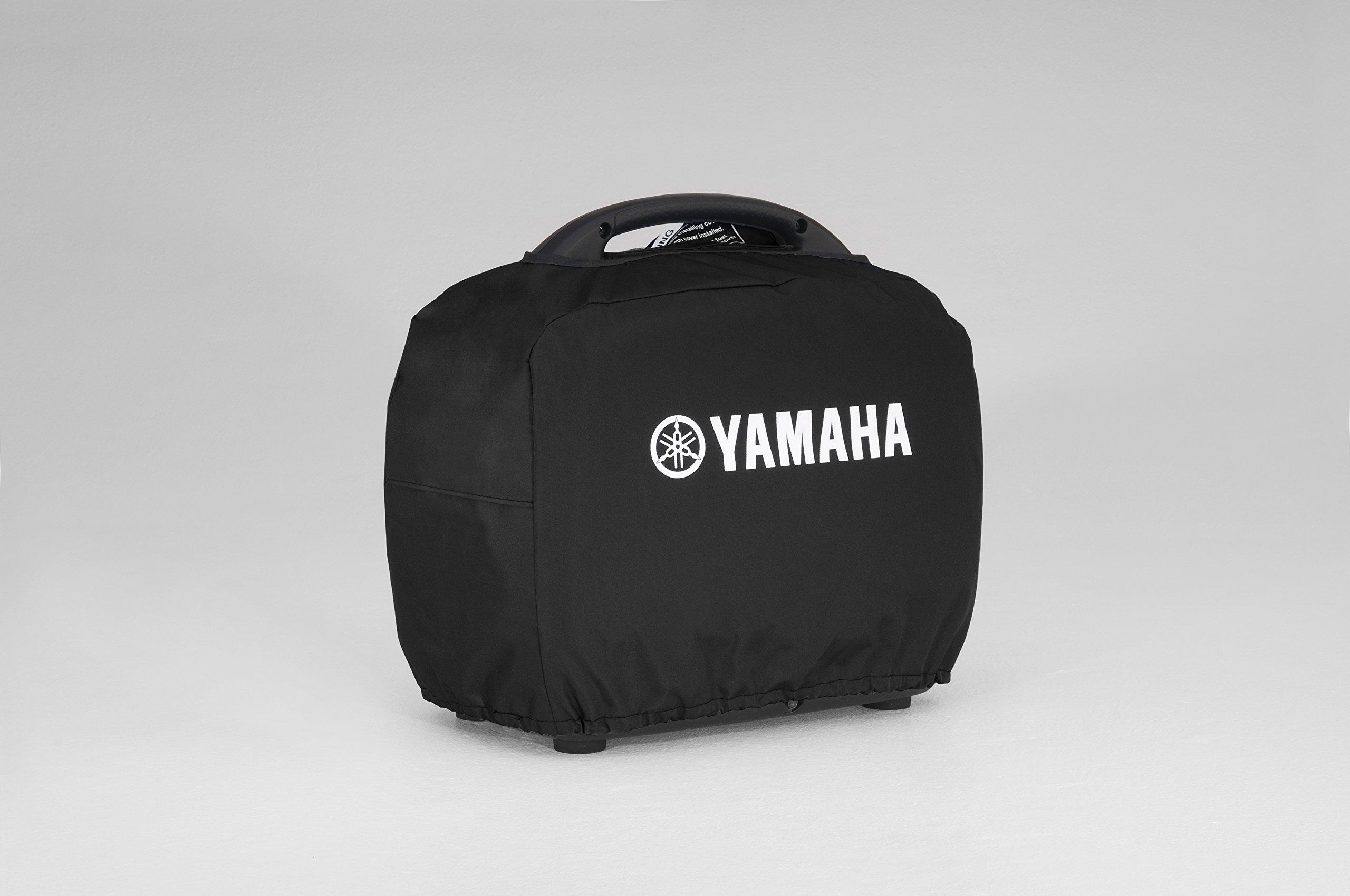 YAMAHA ACC-GNCVR-20-BK Generator Cover for Models EF2000iS, Black by YAMAHA (Image #3)