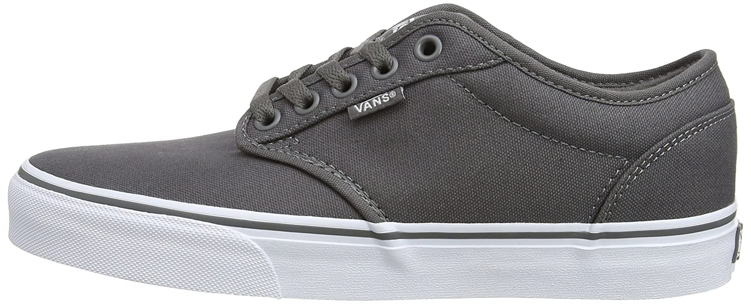 Vans Herren Atwood Canvas Sneakers (Pewter) Grau (Pewter) Sneakers 3d605d