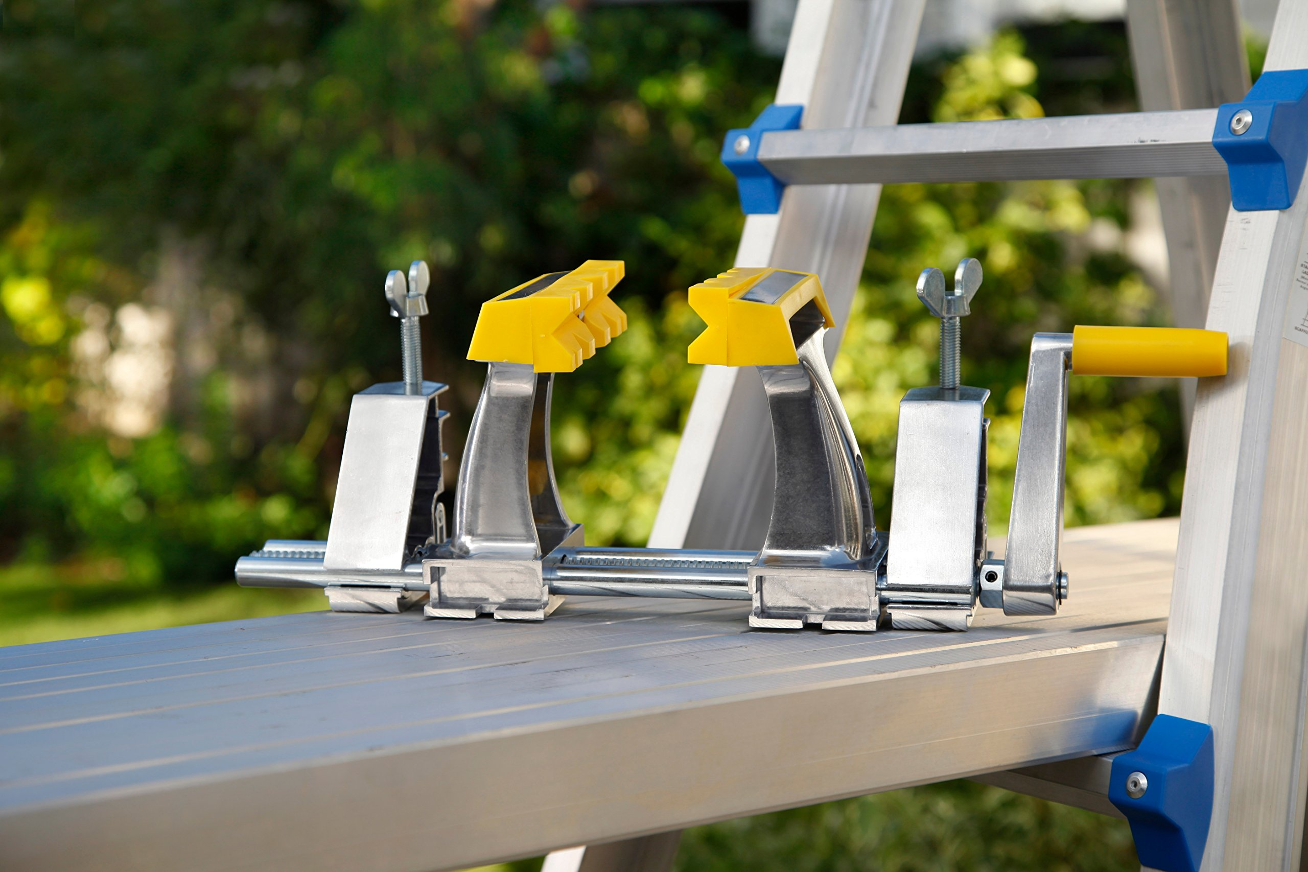 Extra Pair of Hands by Renovator - The World's Most Versatile, Portable, Patented Clamping System That Holds Your Work, So You Can Do Your Work by Renovator (Image #6)