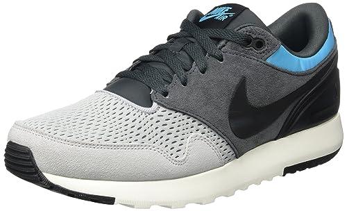 2a9484d9dbb Nike Men s s Air Vibenna Se Gymnastics Shoes Wolf  Grey Black Anthracite Blue Fury