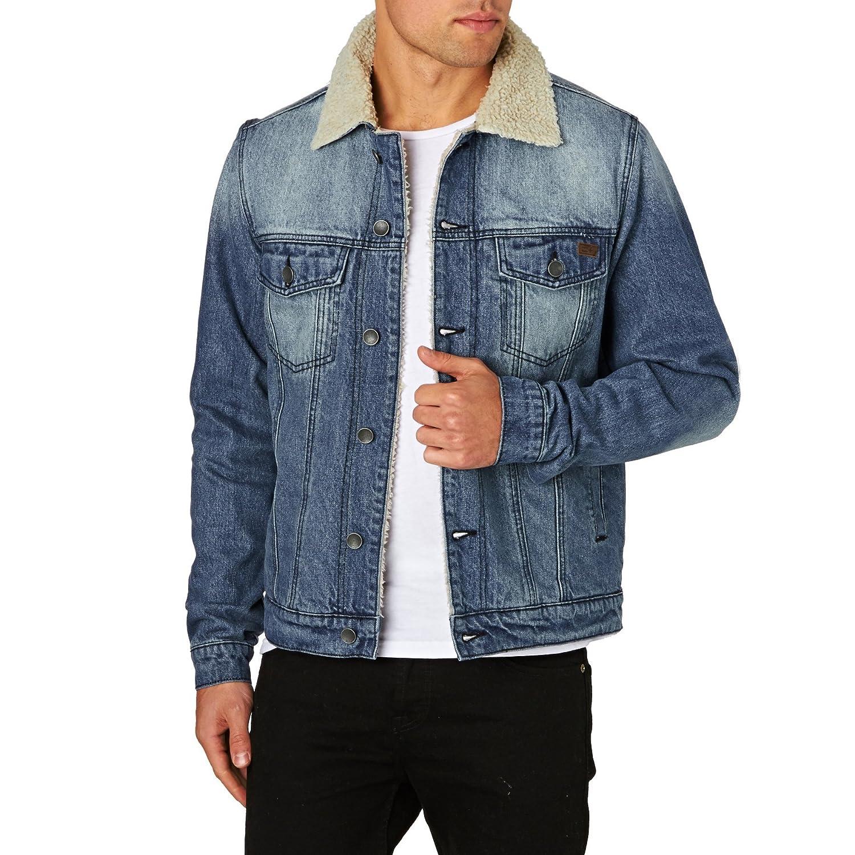 Billabong Jackets - Billabong Dayton Denim Jacket - Denim