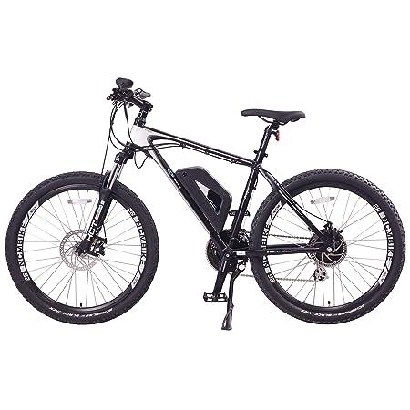side facing nmc prague electric bike
