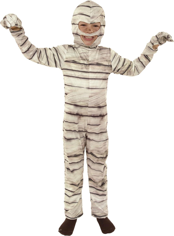 Cesar - Disfraz de momia para niños (de 5/7 años): Amazon.es ...