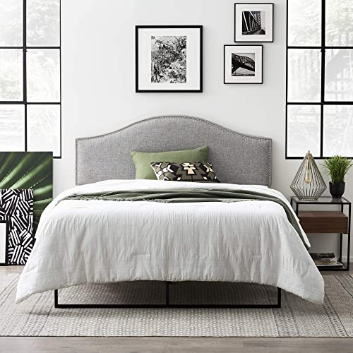 Everlane Home Bristol Upholstered Arched Headboard