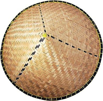 Vietnamita Tradicional Cónico Coolie Sombrero - Chinos Granjero ...