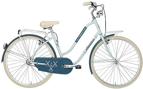 26 pulgadas bicicleta de City Mujer adriatica Holland Lady, verde ...