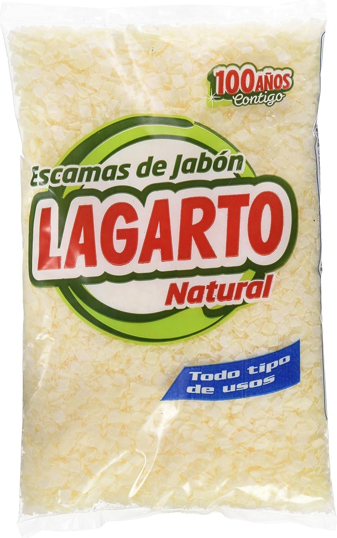 Escamas Lagarto De Jabon Para Lavar Bolsa 250 Gr Amazon Es