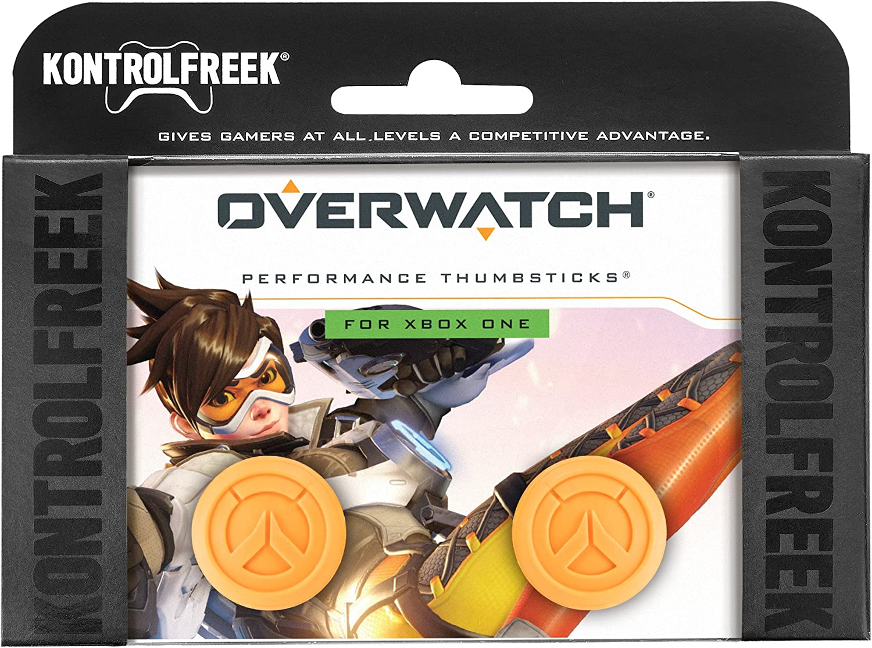 KontrolFreek Overwatch Performance Thumbsticks for Xbox One Controller [Importación inglesa]: Amazon.es: Videojuegos