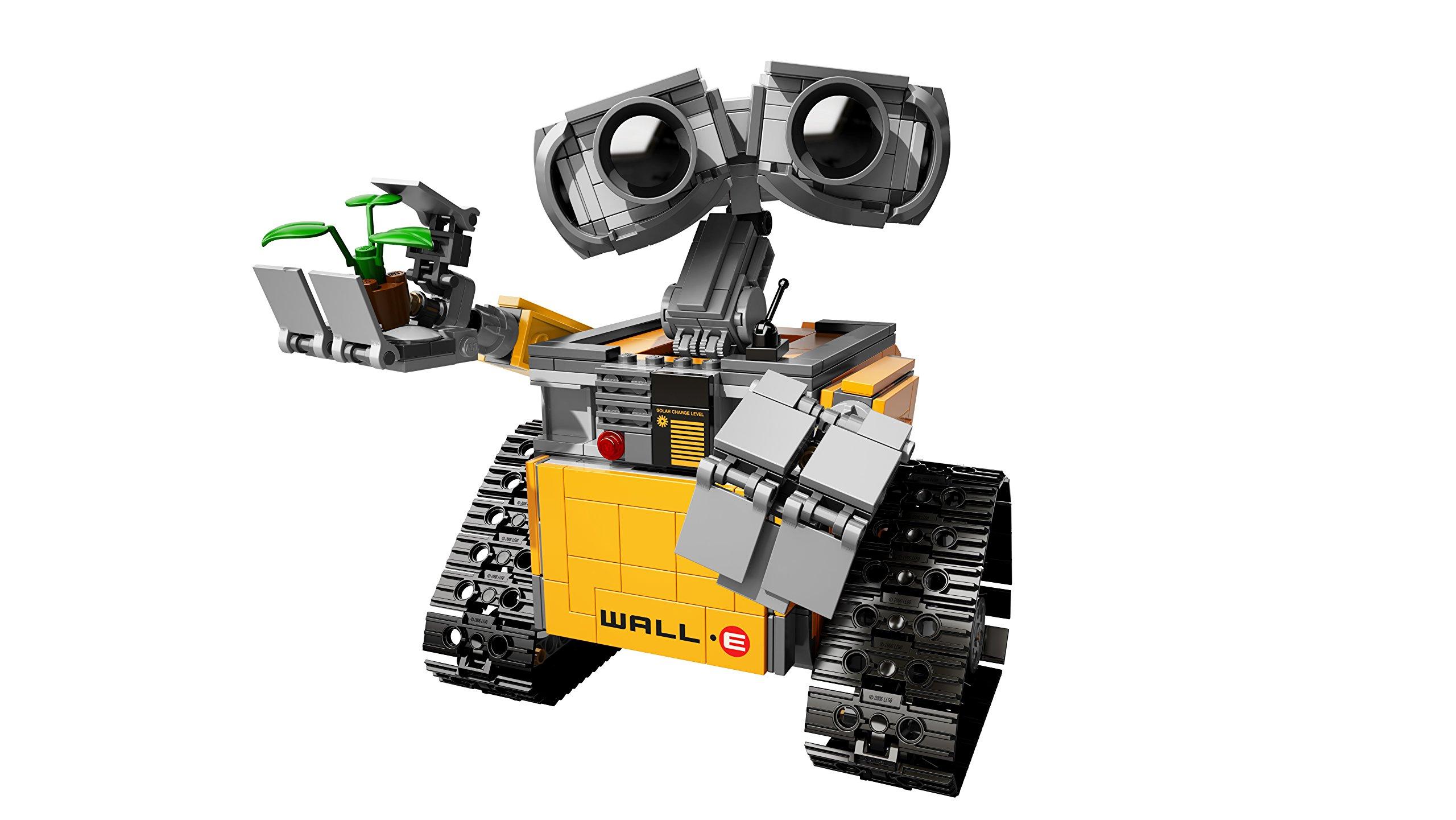 LEGO Ideas WALL E 21303 Building Kit by LEGO (Image #7)