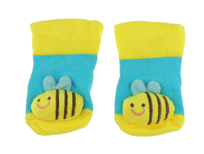 Too Cute Animal Pop Up Baby Newborn Girls Boys 3D Socks Pooh Glamour Girlz