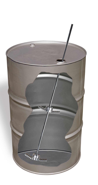 T-55-3 Hanson Plunge Barrel Mixer