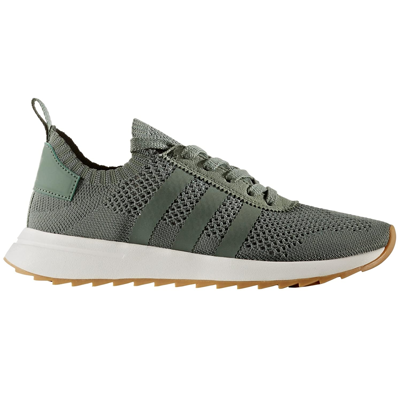 huge discount e6e90 8938b Amazon.com  adidas Originals Womens FLB W PK Trainers - Green  Fashion  Sneakers