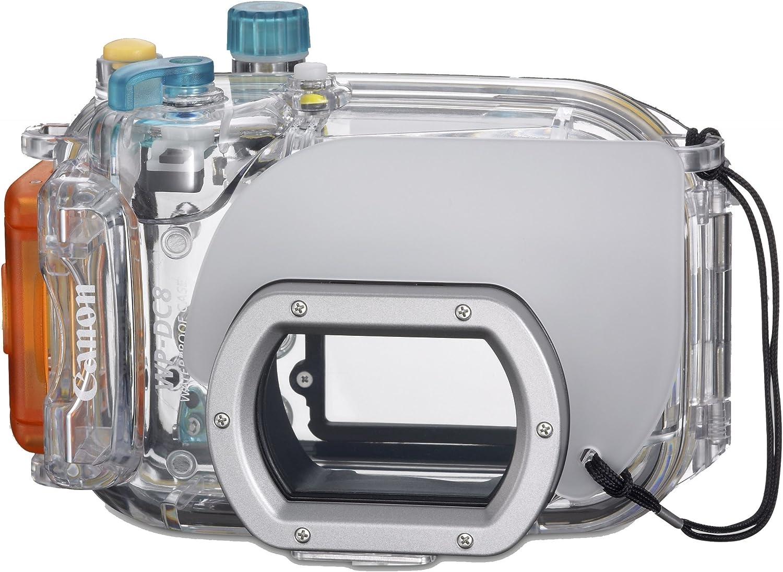 Canon WP-DC8 - Carcasa acuática para cámaras PowerShot A630/ 640 ...