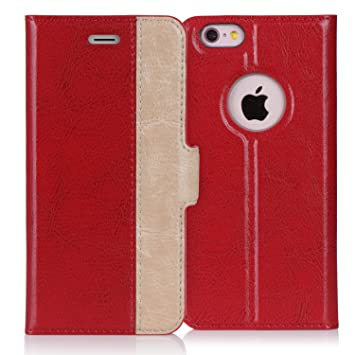 coque iphone 6 rouge bordeau