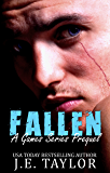 Fallen (Games Thriller Series)
