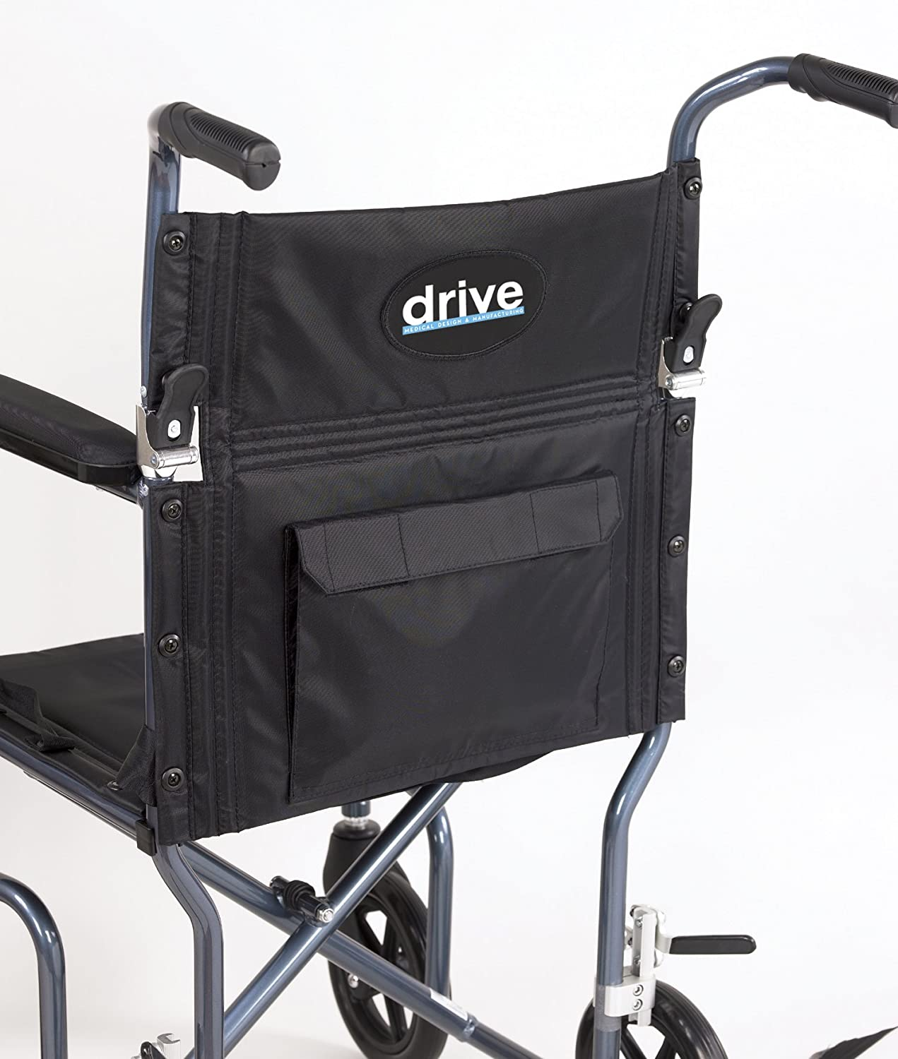Transport chair amazon - Amazon Com Drive Medical Fw19bl Fly Weight Transport Chair 19 Inch Blue Health Personal Care