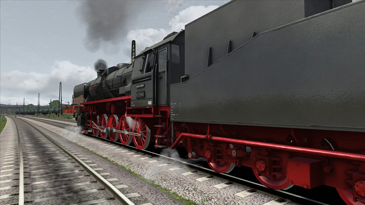 Train Simulator 2015 - Ruhr-Sieg [PC Code - Steam]: Amazon.de: Games
