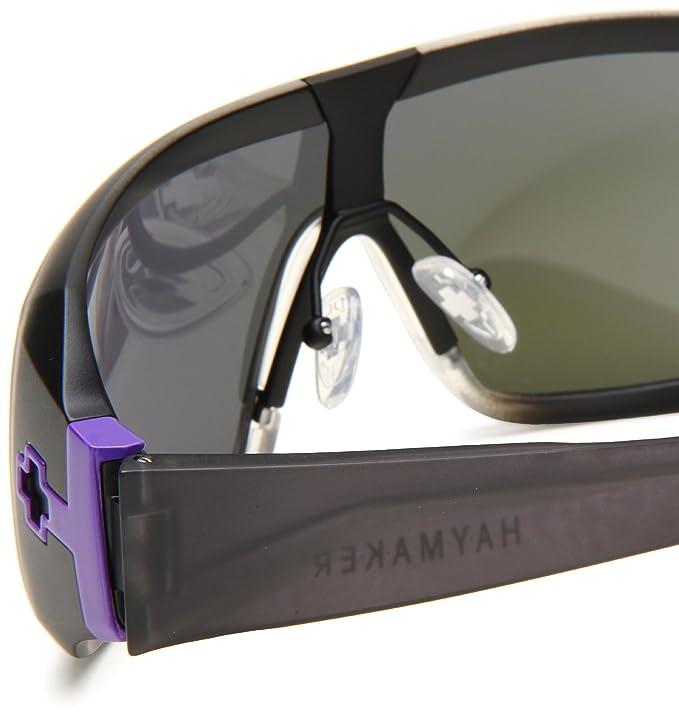 34275dcb16 Amazon.com  Spy Optic Haymaker Sunglasses