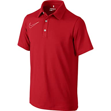 Nike Junior Jersey Swoosh Polo Shirt 510502-639 (XL - (15-16Y)): Amazon.co. uk: Sports & Outdoors