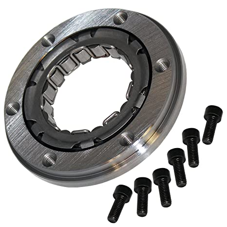 caltric Starter embrague One Way Bearing para Suzuki QuadSport 400 lt-z400 ltz400 2003 - 2009 W/tornillos: Amazon.es: Coche y moto