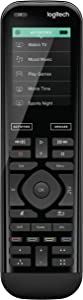 Logitech Harmony 950 Touch IR Remote Control for up to 15 Entertainment Devices (Renewed)
