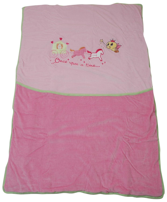 Tweety Kuscheldecke.Baby Looney Tunes Decke Girl Tweety Aus Samt Amazon De Baby