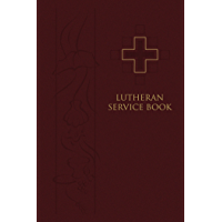 Lutheran Service Book: Pew Edition book cover