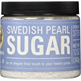 King Arthur Flour Swedish Pearl Sugar net wt 12oz