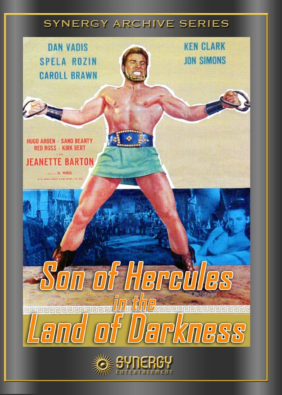 Amazon.com: Son of Hercules in the Land of Darkness (1963): Ken Clark, John  Simons, Alvaro Mancori: Amazon Digital Services LLC