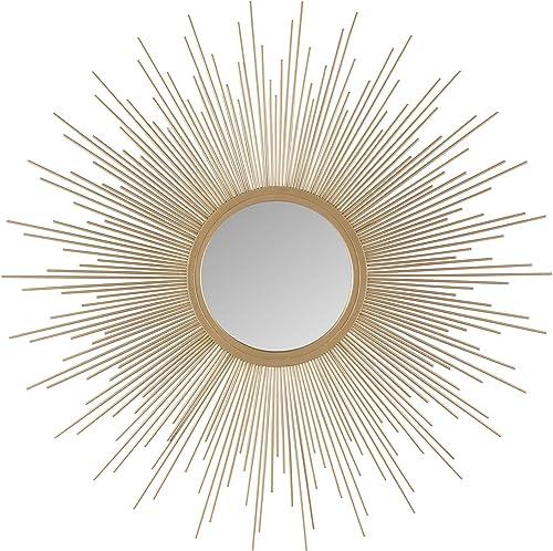 Madison Park Fiore Sunburst Mirror