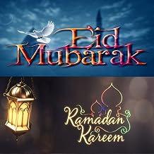 EID Mubarak and Ramadan Kareem Greeting Cards