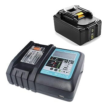 Kit de cargador batería] Reemplazo para batería de litio-ion ...