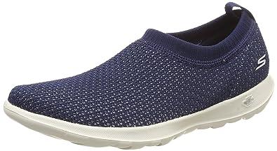 83311b60128f Skechers Women s GO Walk LITE-Eclectic Loafer Flat
